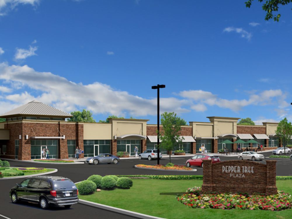 Peppertree Plaza Will Be East Montgomeryu0027s Newest Shopping Center And Will  Have 14 Mixed Use Tenant Spaces Available To Lease!